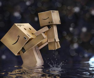 danbo and love image