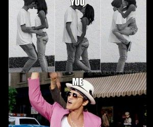 bruno mars, funny, and Valentine's Day image