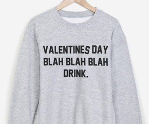 drink, fashion, and Valentine's Day image