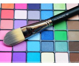 color and make up image