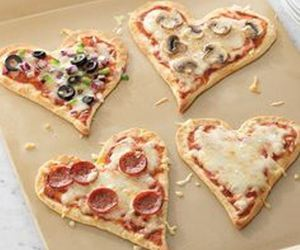 eat, food, and hearts image
