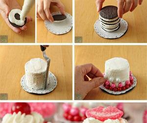 diy, cake, and food image