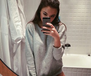 girl, selfie, and tumblr image