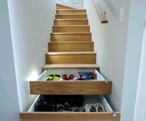 stairs, shoes, and home image
