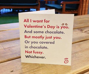 card, innocent, and valentine image