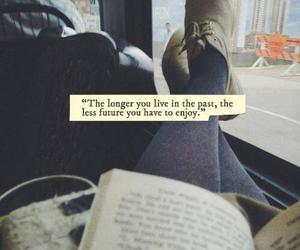 quote, book, and future image