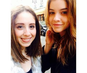 fan and barbara palvin image