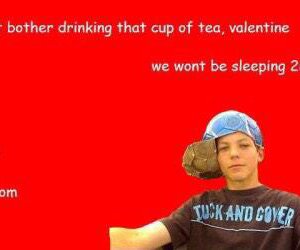 happy valentine's day, valentine's day card, and louis tomlinson image