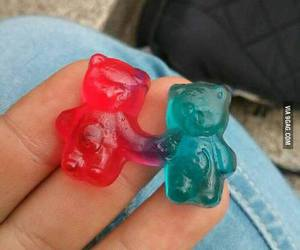 love, candy, and funny image