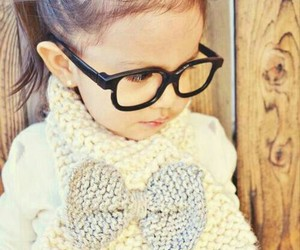 cute, glasses, and kids image