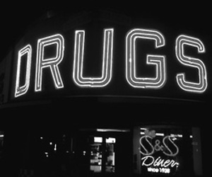 drugs, grunge, and light image