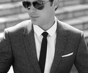 zac efron, Hot, and suit image