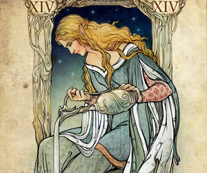 elf and LOTR image