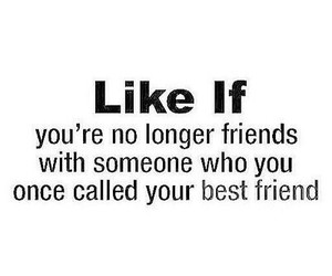 friends, best friends, and like image