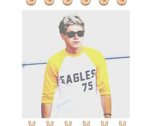 niall horan, one direction, and icon image