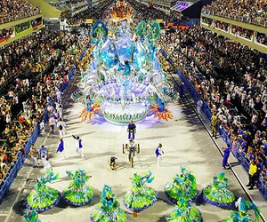 beautiful, brazil, and carnival image