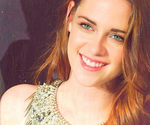 kristen stewart and smile image
