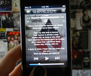 sleeping with sirens, music, and forever image