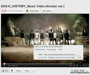 Chen, exo, and history image