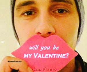 james franco, valentine, and valentines day image