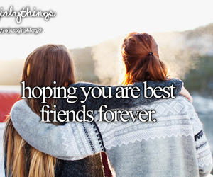 best friends, forever, and bff image