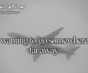 travel, justgirlythings, and far away image