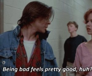 quotes, The Breakfast Club, and bad image