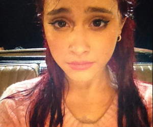 ariana grande, icon, and victorious image