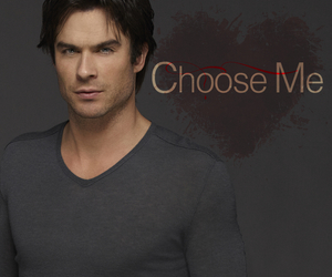 ian somerhalder, the cw, and the vampire diaries image