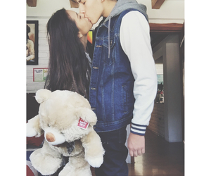 boyfriend, love quotes, and couple image