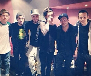 one direction, the 1975, and liam payne image