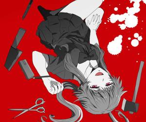 mirai nikki, anime, and gasai yuno image