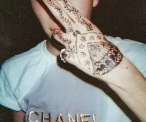 chanel, boy, and grunge image