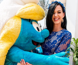 katy perry, blue, and katy image