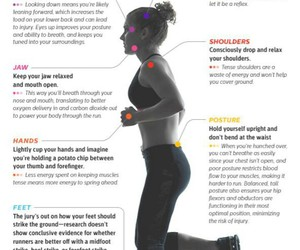 fitness, healthy, and running image