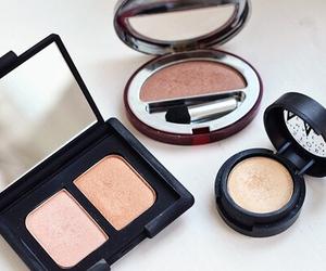 makeup, cosmetics, and beauty image