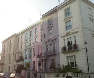 city, london, and nottinghill image