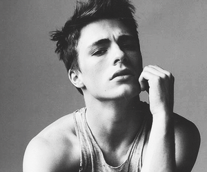colton haynes and travis maddox image