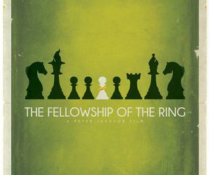 lord of the rings and fellowship of the ring image