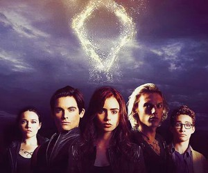 the mortal instruments, city of bones, and simon image