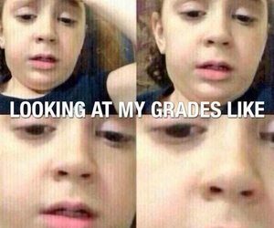 grades, lol, and funny image