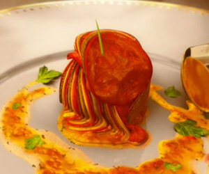food and ratatouille image