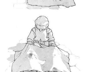 sad, kili, and fili image