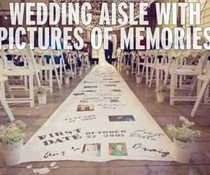 wedding, memories, and love image