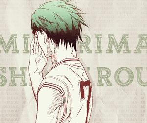 green and midorima image