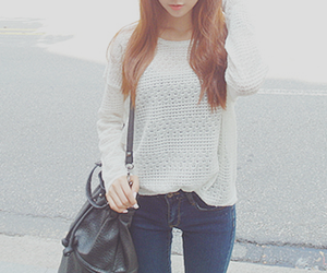 sweater and ulzzang image
