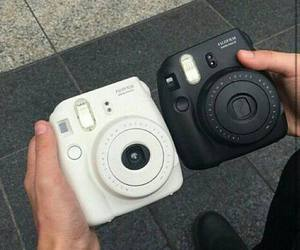camera, black, and grunge image