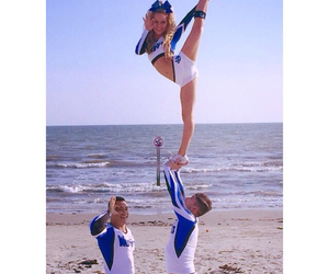 cheer, partner, and love image