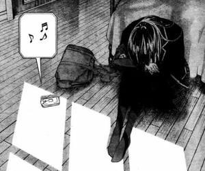 manga, anime, and music image