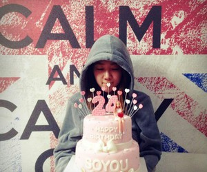 birthday, sistar, and soyou image